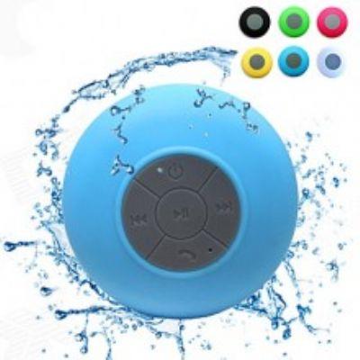 Splash7 Brindes - Caixa de som impermeável