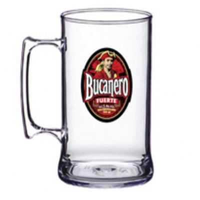 Splash7 Brindes - Canecas de chopp em PS cristal 400 ml
