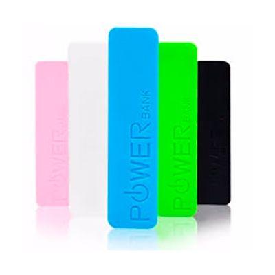 - Powerbank plástico com 1 bateria interna, saída USB e entrada v8, acompanha cordão para uso como chaveiro. Consulte com o seu vendedor a informação re...