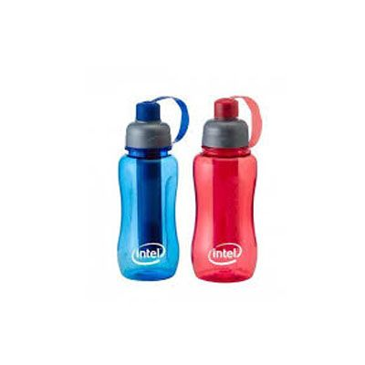 - Squeeze de plástico resistente de 600 ml com tubo interno para congelamento.  Medidas aproximadas para gravação (CxD): 21 cm x 14,6 cm Tamanho total a...
