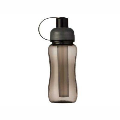 - Squeeze de plástico resistente de 400 ml com tubo interno para congelamento. Altura: 197mm Largura: 65mm Medidas aproximadas para gravação (CxD): 12 x...