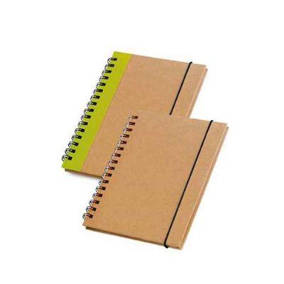 Galeria de Ideias - Bloco de anotações com 60 folhas não pautadas