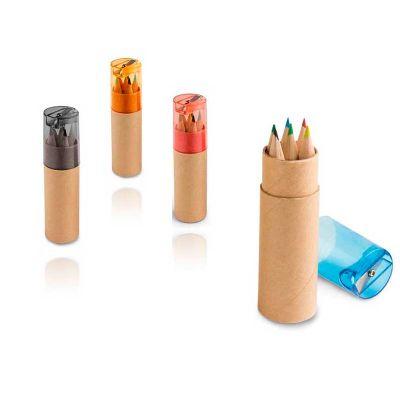 galeria-de-ideias - Estojo com lápis de cor
