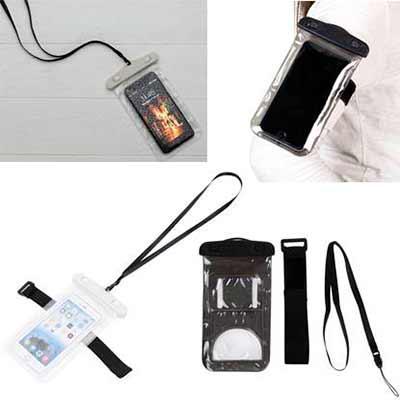 Capa a prova d'água para smartphone - Galeria de Ideias