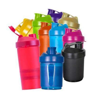 Coqueteleira de plástico para Shake 400ml