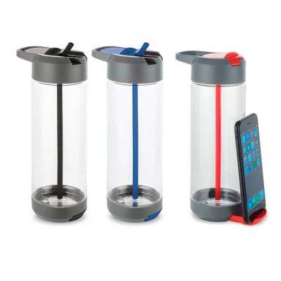 Squeeze com suporte para celular - Galeria de Ideias