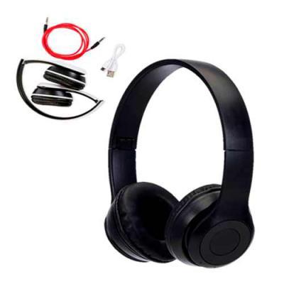 Galeria de Ideias - Fone de ouvido bluetooth e rádio FM