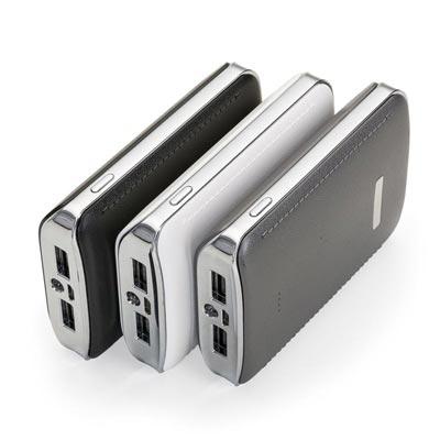 Galeria de Ideias - Carregador portátil com 2 baterias