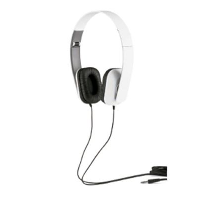 galeria-de-ideias - Fone de ouvido nas cores branca ou azul royal