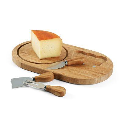 Kit queijo 4 peças. - Galeria de Ideias