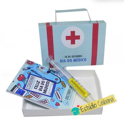 Estudio Cabana - Maleta do médico