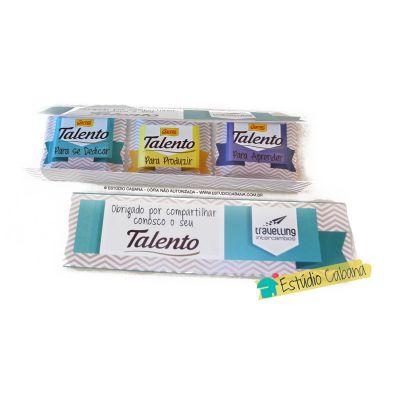 Kit Talentos Pocket