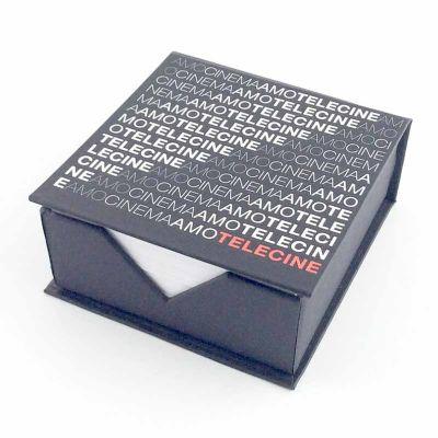 kmp-presentes-promocionais - Caixa com bloco de anotações