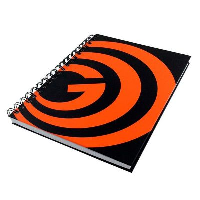 kmp-presentes-promocionais - Caderno capa dura