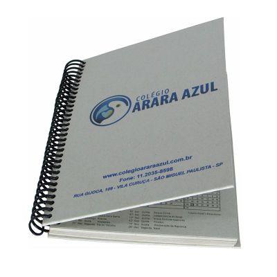 AD Promo Cadernos e Blocos. - Agenda escolar