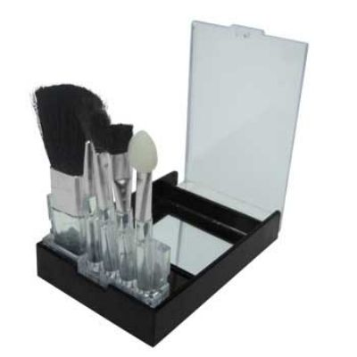 Shopping Brindes - Kit pincel 5 peças
