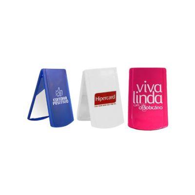 Shopping Brindes - Espelho de bolsa abs