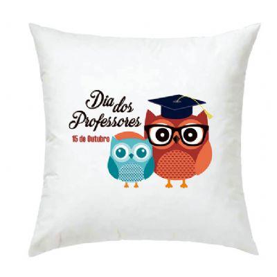 Bishop gifts personalizados - Almofada Dia dos Professores