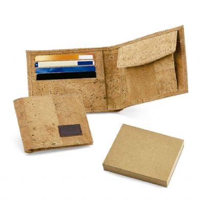 Bishop gifts personalizados - Carteira com Porta Niquel