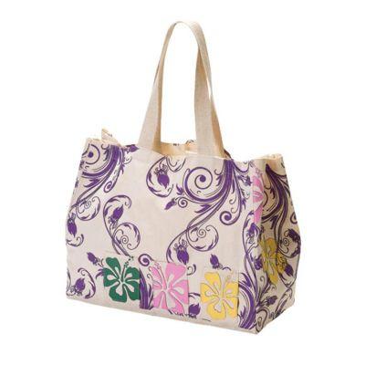 Bishop Gifts Personalizados - Sacola com Estampa Floral