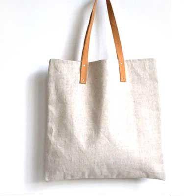 Midnight Embalagens - Sacola de algodão