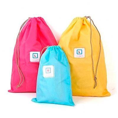 Midnigth Embalagens - Saco mochila personalizado