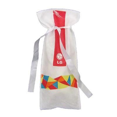 Midnight Embalagens - Saco em tnt 20x30 cm com fita