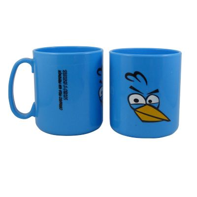 Caneca Angry Birds Azul - Master Coolers
