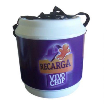 Cooler para 24 latas personalizado