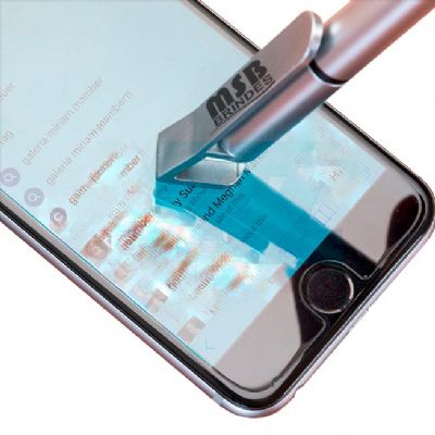 Caneta touch suporte celular