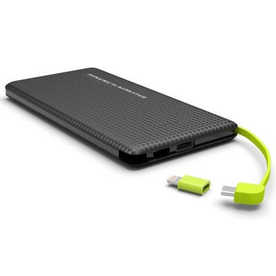 MSB Brindes personalizados - Carregador Power Bank Slim