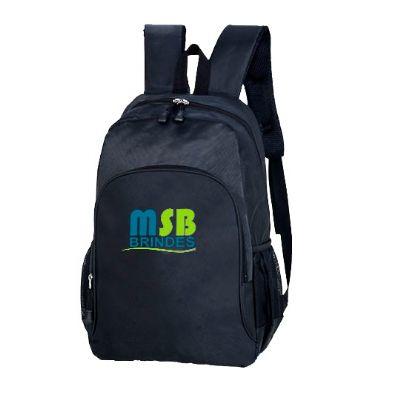 MSB Brindes personalizados - Mochila porta notebook em nylon