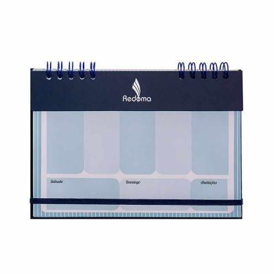 redoma - Contém 104 páginas Disponível no formato 17 x 24 cm Impressão em 1 ou 2 cores no papel Off set branco                 Acabamento no wire  Dispo...