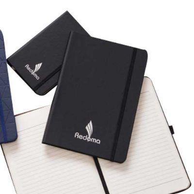 Cadernetas personalizadas com e sem pauta - Redoma