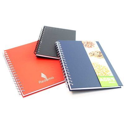 Redoma - Caderno personalizado capa dura Pleno