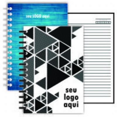 Redoma - Caderno Personalizado Sênior