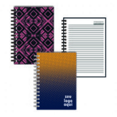 Redoma - Caderno personalizado Turquesa