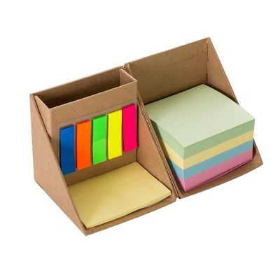 mil-bolsas-e-brindes - Bloco de anotações em cubo