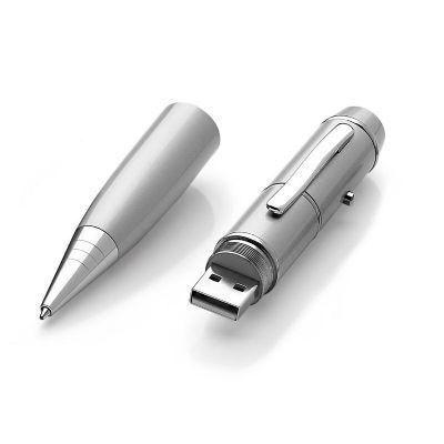 Mil Bolsas & Brindes - Caneta com Pen drive