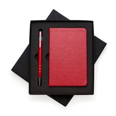 Mil Bolsas & Brindes - Conjunto caderno moleskine com caneta