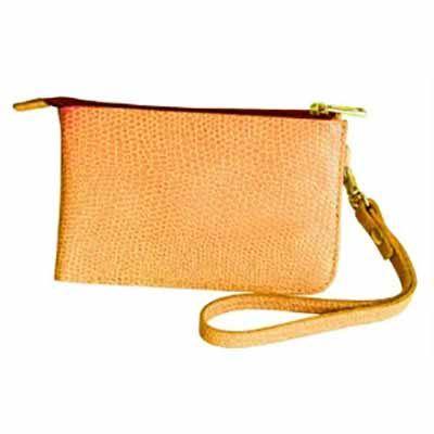 Leve Couro - Carteira feminina, porta celular, com alça, modelo poderá ser confeccionado em couro ou sintético.