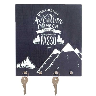 Porta chaves pop-up - aventura