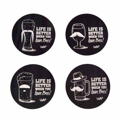 Porta copos - Have Beer