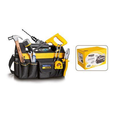 Tramontina - Bolsa com ferramentas com 37 peças