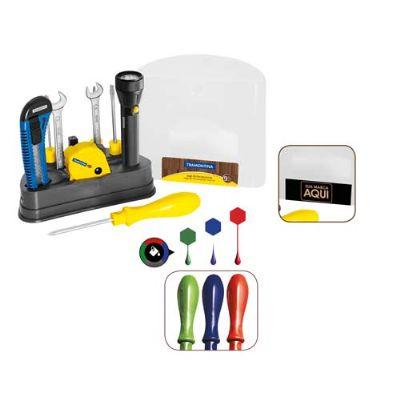 Tramontina - Kit de ferramentas com 9 peças Tramontina