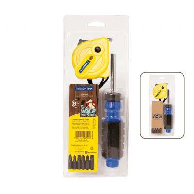 tramontina - Kit de ferramentas 8 peças Tramontina