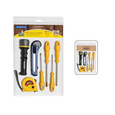 tramontina - Kit de ferramentas com 7 peças