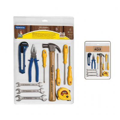 tramontina - Kit de ferramentas 11 peças Tramontina