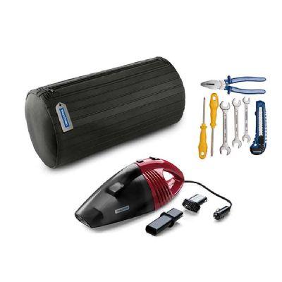 Kit de ferramentas Tramontina 8 peças ideal para carro - Tramontina
