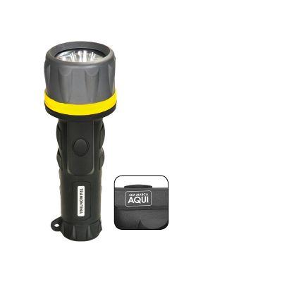 Lanterna plástica 2AA - Tramontina
